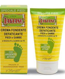 Crema defaticante per gambe pesanti