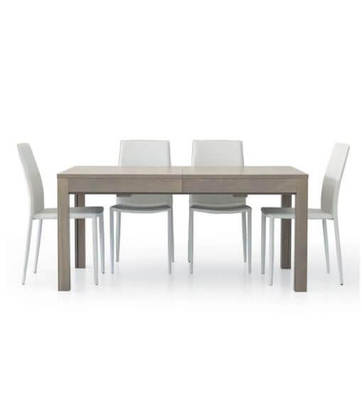 tavolo rettangolare allungabile in laminato