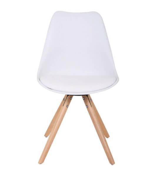 sedia in polipropilene ergonomica moderna per cucina