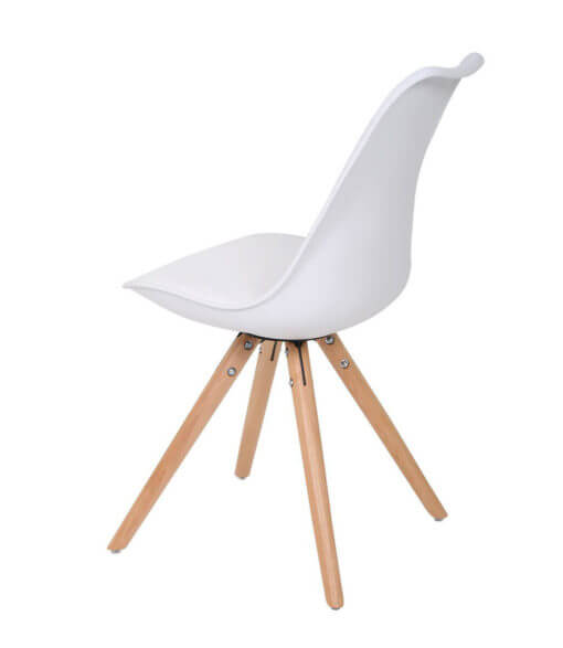 sedia ergonomica di design in polipropilene