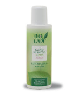 bagno shampoo all'aloe