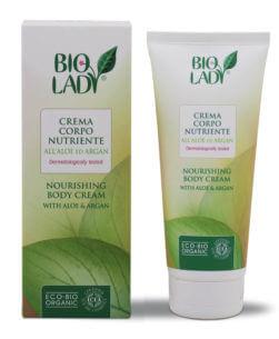 crema corpo nutriente bio