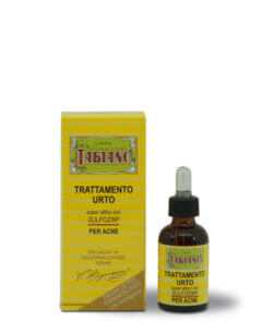 trattamento urto per acne con sulfozin