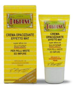 crema opacizzante con sulfozin