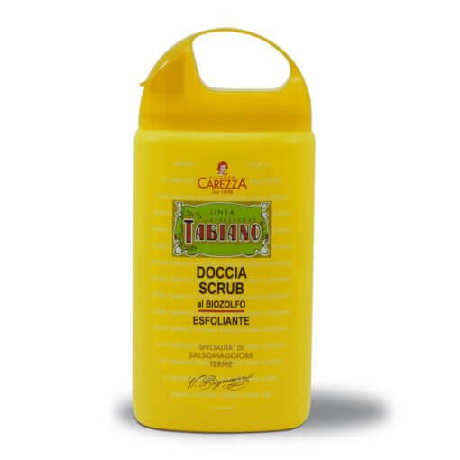 bagno doccia scrub al sulfozin