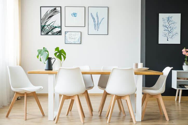Sedie E Tavoli Plastica Economici.Sedie In Offerta In Legno Acciaio Policarbonato Ed Ecopelle Su