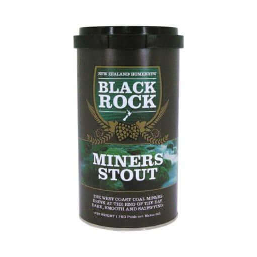Malto per Birra Miners Stout