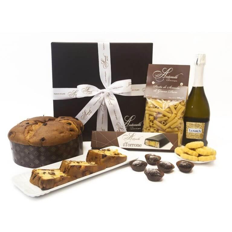 Cesta di Natale - Gift Box - Antonelli