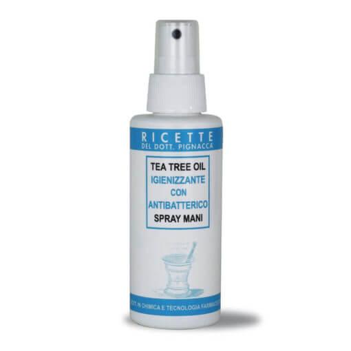 Spray Igienizzante Mani con Antibatterico