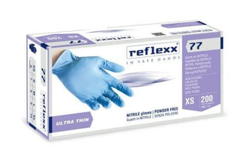 Pack da 200 pezzi Reflexx 77