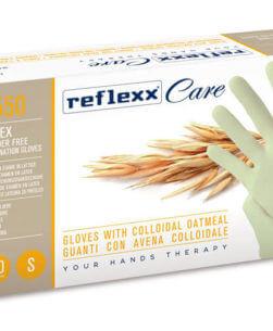 Guanti monouso pack da 100 pezzi Reflexx L550