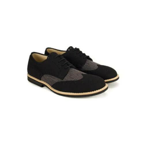 scarpe derby donna SG03