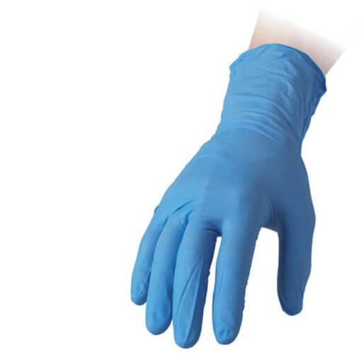 guanti in nitrile reflexx70