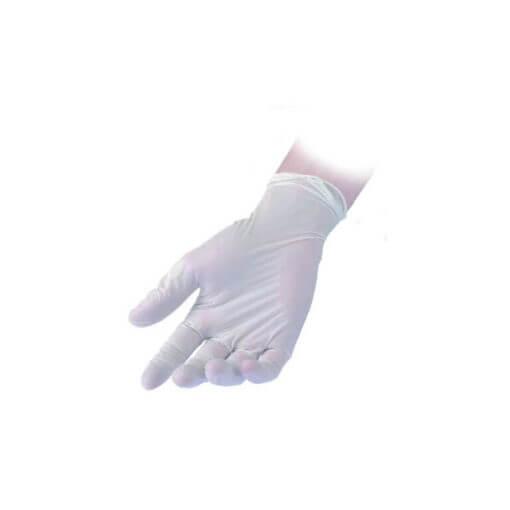 guanti in vinile