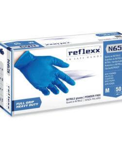 guanti in nitrile N65