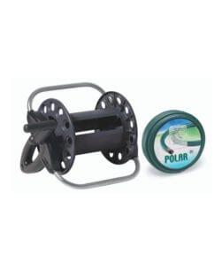 Tubo irrigazione con avvolgitubo Black Vyper