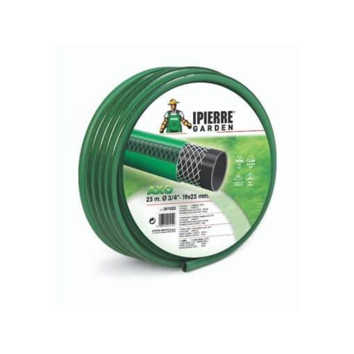 Tubo Axo in PVC verde