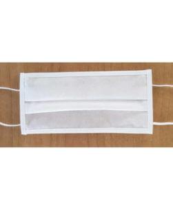 Mascherina protettiva in tessuto non tessuto