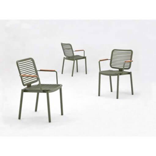 sedie da giardino Balooba