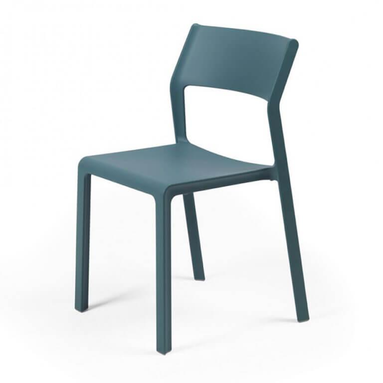 Sedie da Giardino Impilabili in Plastica NARDI - Trill ...