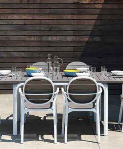 Set tavolo e sedie Alloro