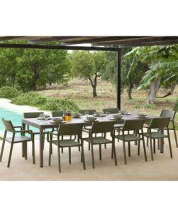 Set tavolo da giardino