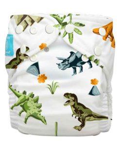 Pannolino lavabile AIO Dinosauri
