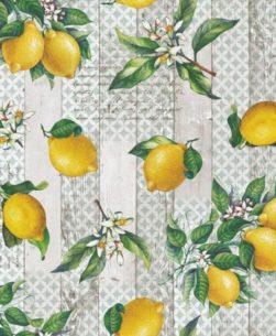 tovaglia fantasia limoni 6006/01