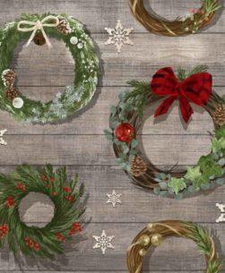 Tovagli di Natale antimacchia
