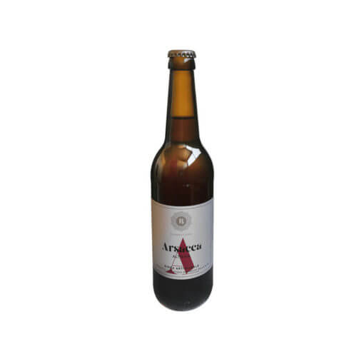 Birra Red Altbier - Arsacca 33 cl