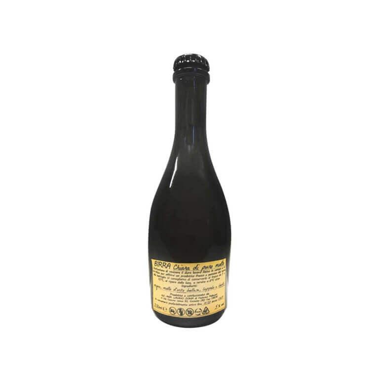 Birra chiara di puro malto 33 cl Birra Bionda Saison Azienda agricola Lavino Zona