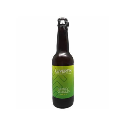 Birra american IPA - Money Charles 33 cl