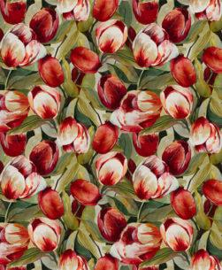 Tovaglia antimacchia fantasia fiori